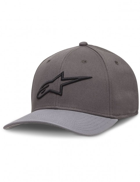 Alpinestars Ageless Curved Brim Cap in Charcoal/Grey
