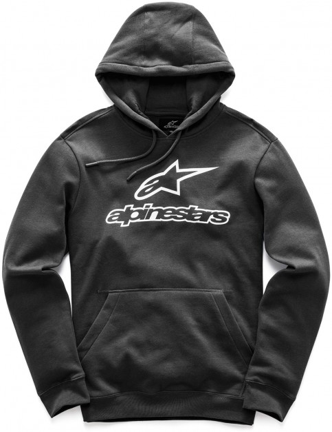 Alpinestars Always Pullover Hoody in Black