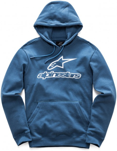 Alpinestars Always Pullover Hoody in Blue