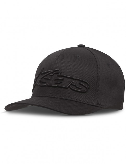 Alpinestars Blaze Flexfit Cap in Black/Black
