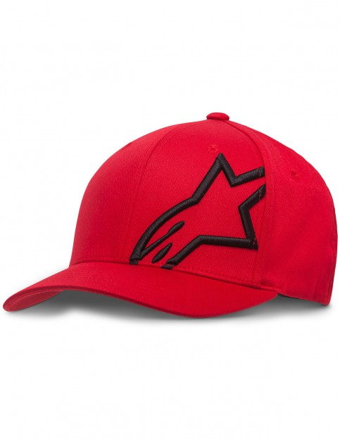 Alpinestars Corp Shift 2 Cap in Red/Black