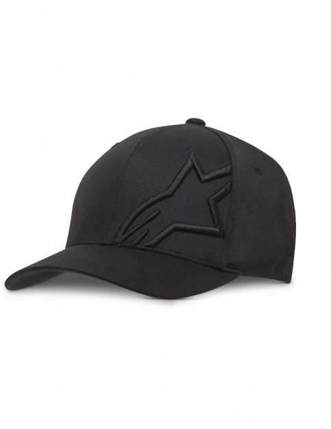 Alpinestars Corp Shift 2 Flexfit Cap in Black Black