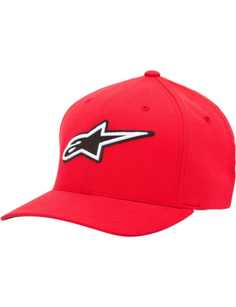 Alpinestars Corporate Cap in Red