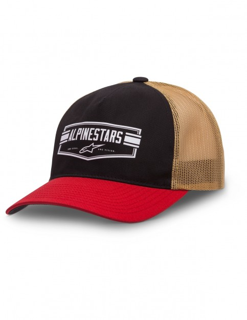 Alpinestars Emblem Cap in Black