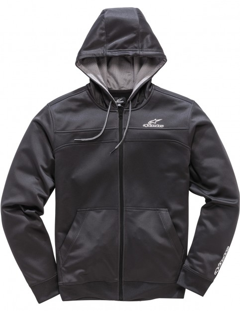 Alpinestars Freeride Zipped Hoody in Black