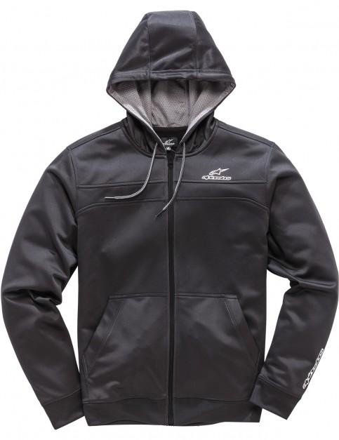 Alpinestars Freeride Zipped Hoody in Black