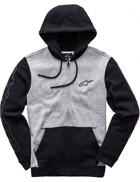 Alpinestars Machine Zipped Hoody in Black