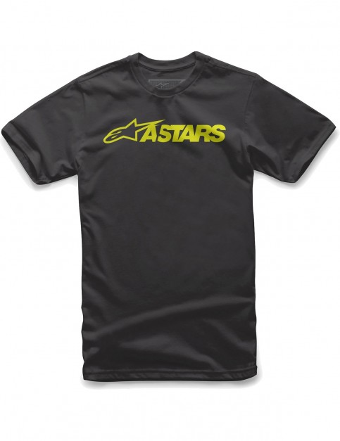 Alpinestars Mx Blaze Short Sleeve T-Shirt in Black