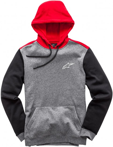 Alpinestars Overshot Pullover Hoody in Charcoal Heather