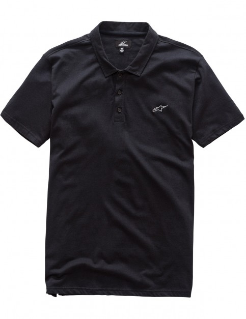 Alpinestars Perpetual Polo Shirt in Black