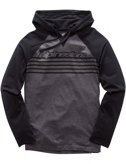 Alpinestars Positive Pullover Hoody in Charcoal Heather