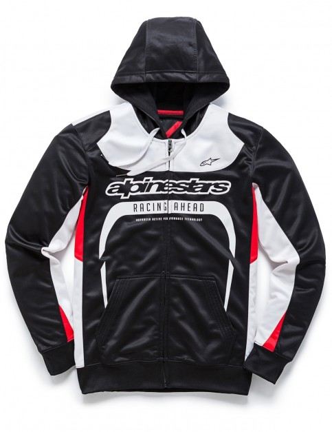 Alpinestars Session Zipped Hoody in Black
