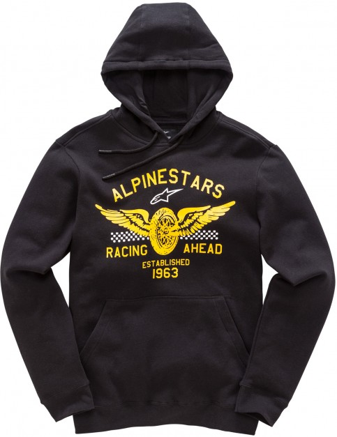 Alpinestars Wings Pullover Hoody in Black