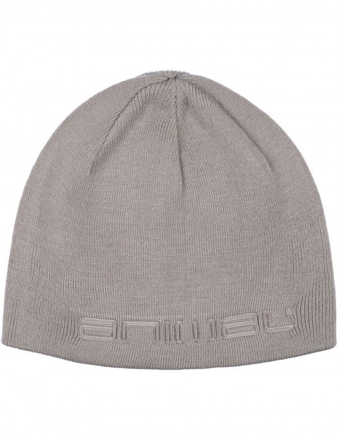 Animal Agas Beanie in Violet Grey