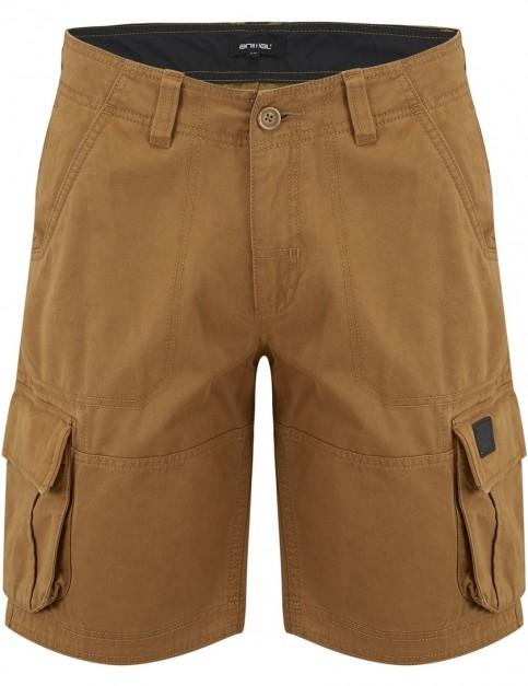 Animal Agouras Shorts in Dijon Brown