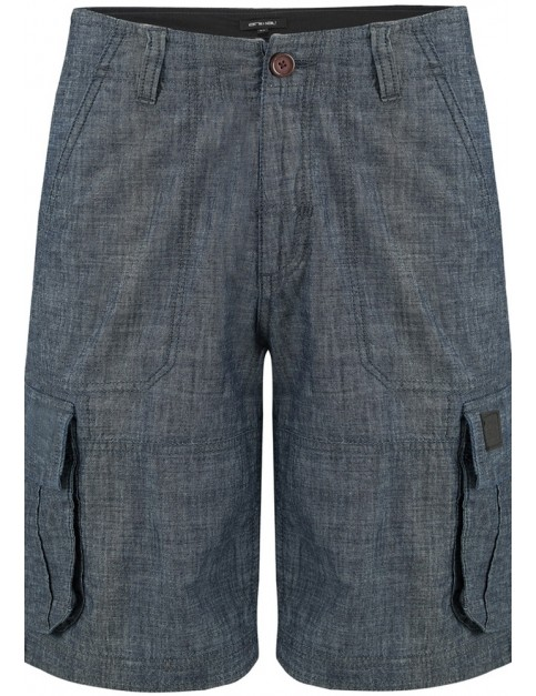 Animal Agouras Too Shorts in Chambray Blue