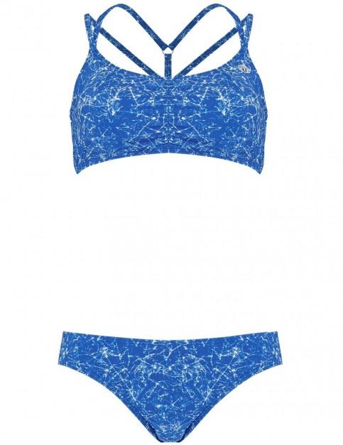 Animal Alanna Star Bikini in Snorkel Blue