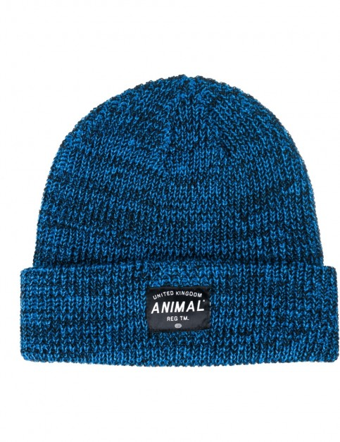 Animal Allex Beanie in Vallarta Blue