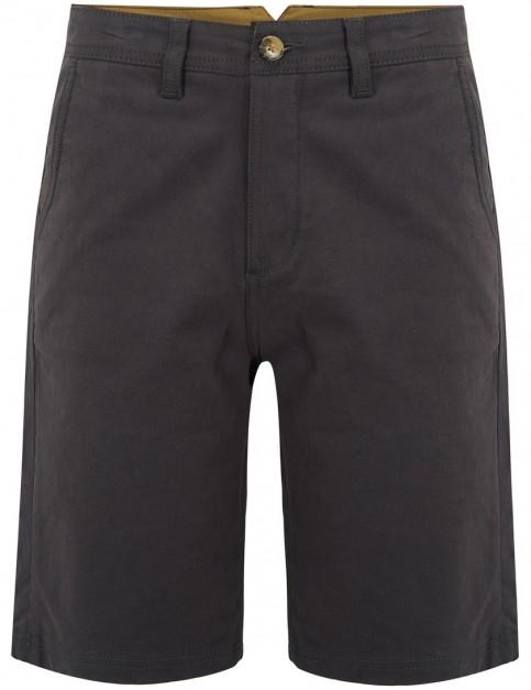 Animal Amar Shorts in Asphalt Grey