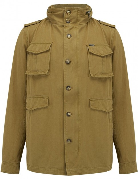 Animal Amp Jacket in Lizard Green