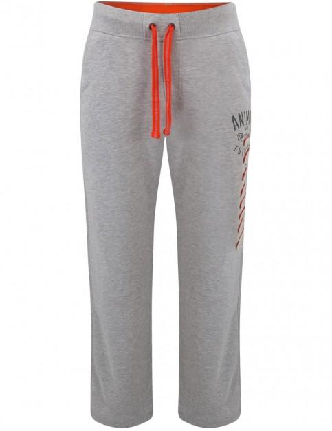 Grey Marl Animal Ashden Sweat Pants