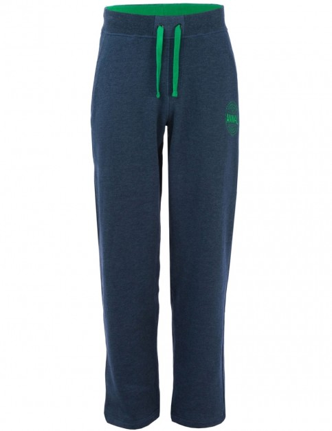 Animal Ashden Track Trousers in Dark Navy Marl