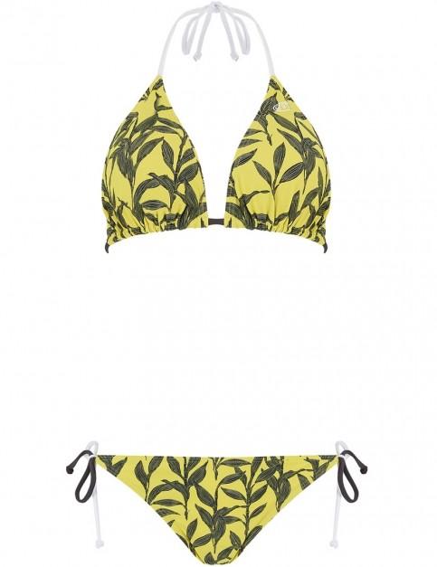 Animal Audrey Pip Bikini in Aquilone Yellow