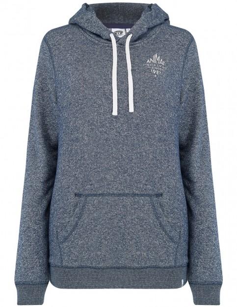 Animal Ava Sweatshirt in Dark Navy Marl
