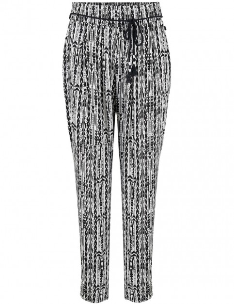 Animal Beach Love Track Trousers in Black