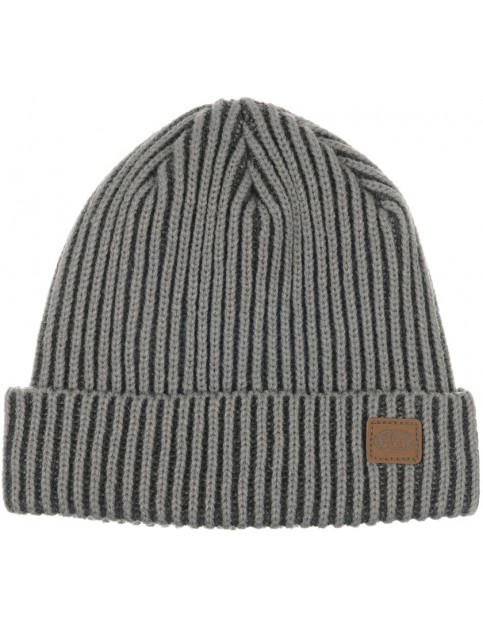 Animal Bear Beanie in Dark Charcoal Marl