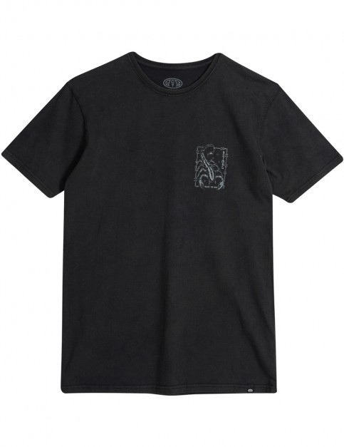Animal Bekker Short Sleeve T-Shirt in Black