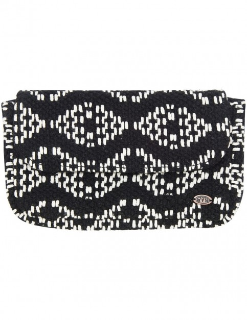 Animal Breezy Polyester Wallet in Black
