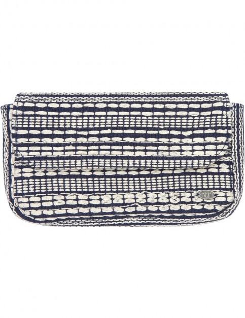 Animal Breezy Polyester Wallet in Dark Navy
