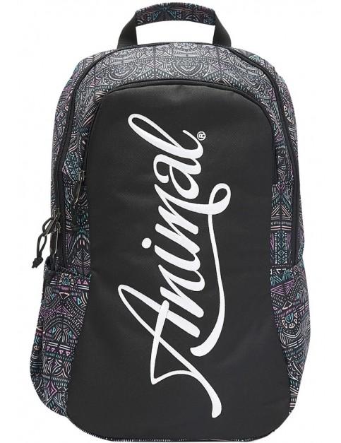 Animal Bright Backpack in Black