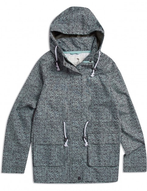 Animal Bryndley Jacket in Magnet Grey