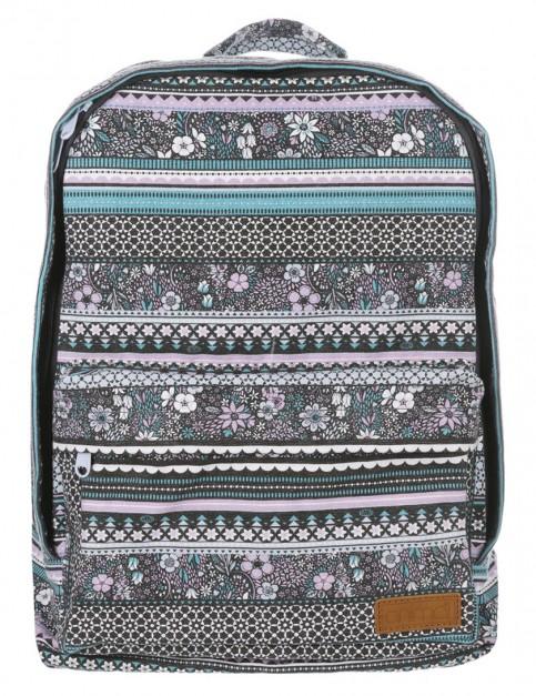 Animal Burst Backpack in Chalk Blue