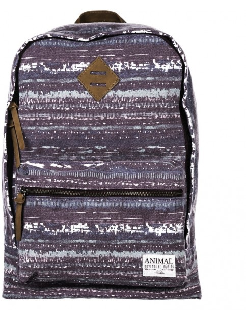 Animal Burst Backpack in Multicolour