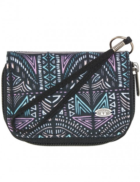 Animal Buzios Purse in Black