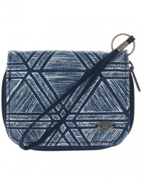 Animal Buzios Purse in Dark Navy