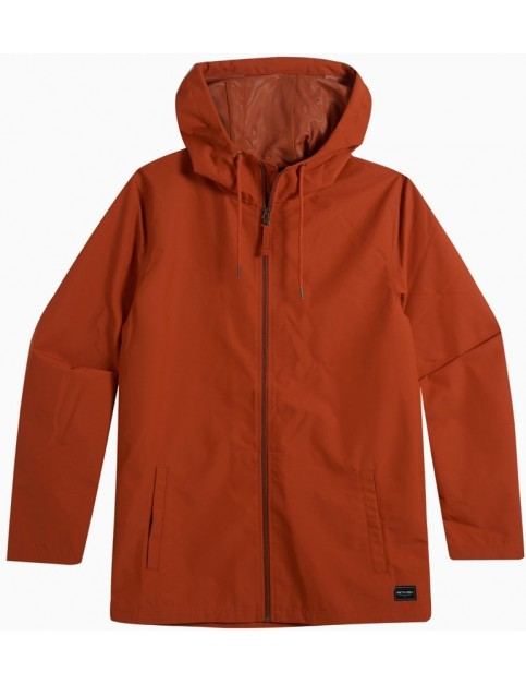 Animal Byro Jacket in Fireside Orange