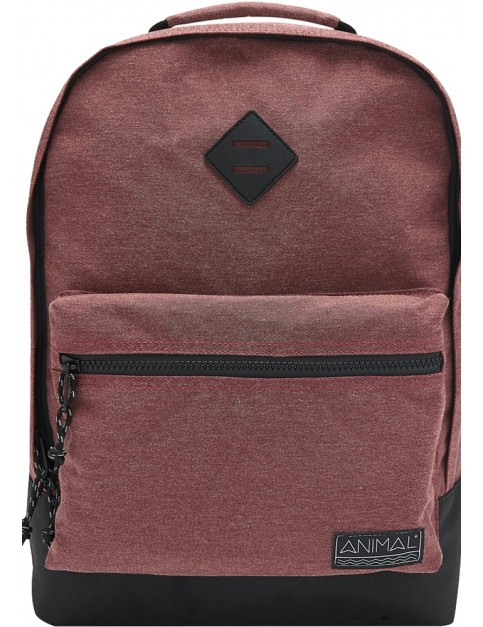 Animal Cayo Backpack in Andorra Red