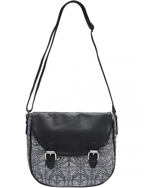 Animal Chance Cross Body Bag in Black