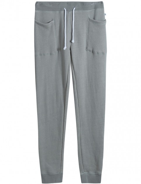 Animal Chillin Track Trousers in Grey Marl