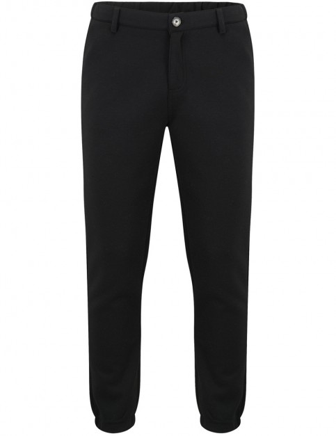 Animal Chinwah Track Trousers in Black