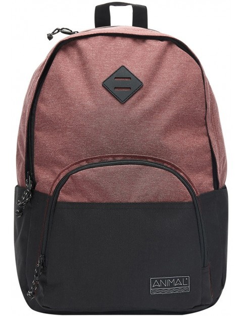 Animal Clash Backpack in Andorra Red