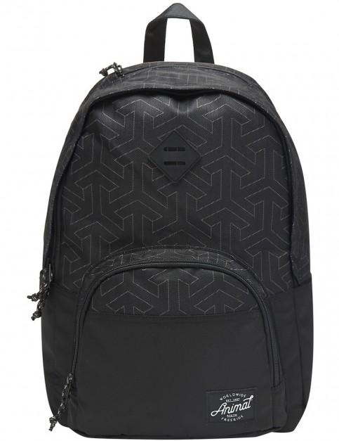 Animal Clash Backpack in Black