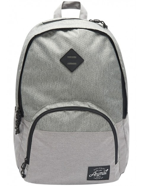 Animal Clash Backpack in Grey