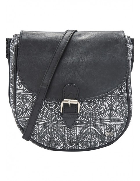 Animal Cori Cross Body Bag in Black