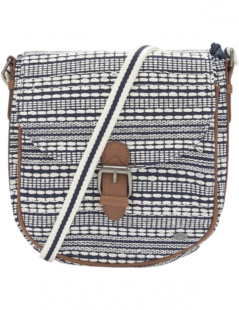 Animal Cori Cross Body Bag in Dark Navy