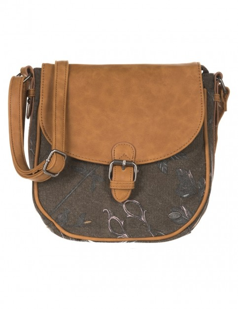 Animal Cori Cross Body Bag in Grungy Grey